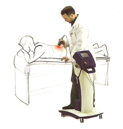 Laser Therapy - Ashby Chiropractic